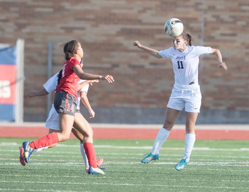 Deerfield Vs West Aurora Girls Soccer