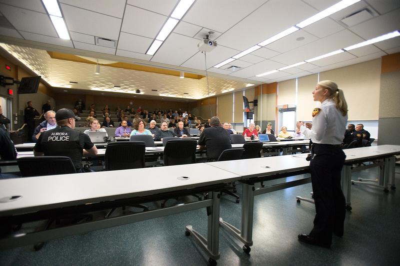 Aurora Police Forum