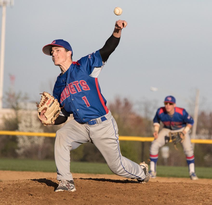 Marmion vs Batavia Baseball