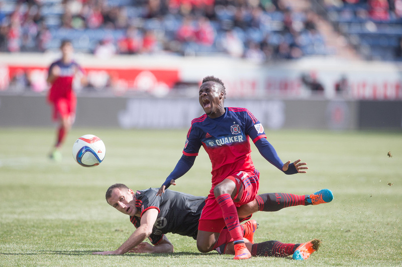 Chicago Fire vs Toronto FC