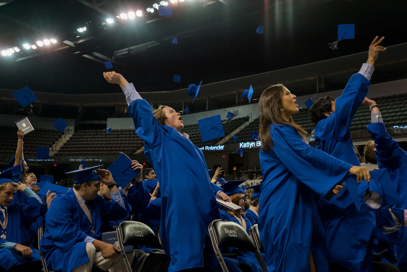 St.Charles North Commencement