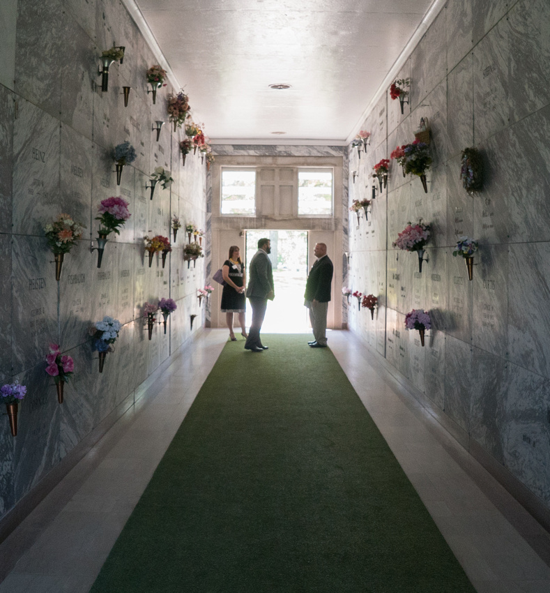 Unclaimed Remains - St. Charles
