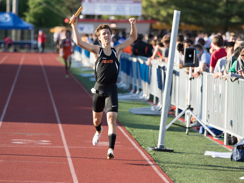 West Aurora Sectional Boys Track and Field