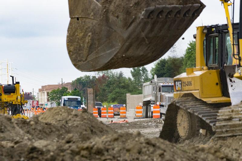Route 59 Construction