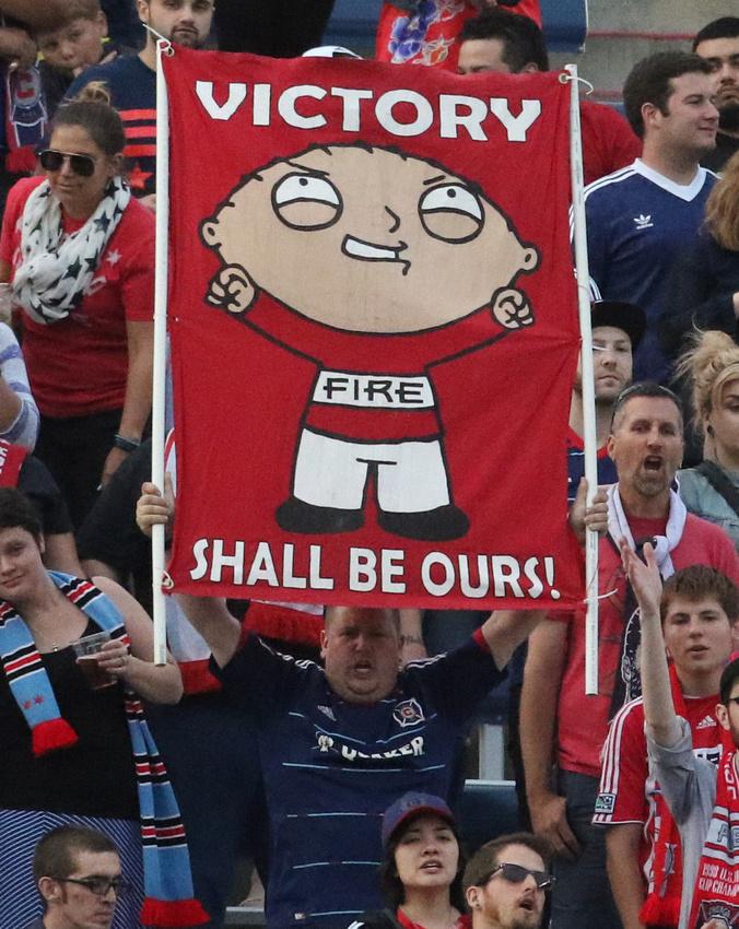 Chicago Fire vs Columbus Crew FC