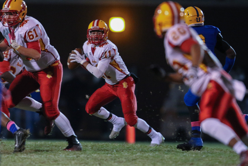 Rock Island vs Crete-Monee Football