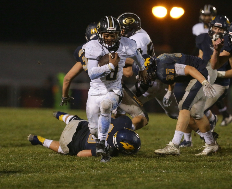 Glenbard North Vs Neuqua Valley Football
