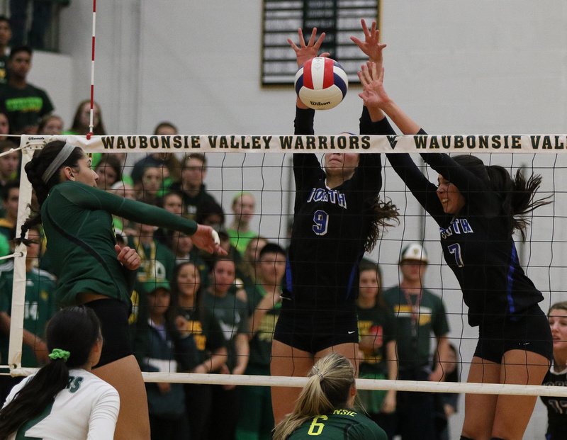 St. Charles North Vs Waubonsie Valley 4A Regional Final