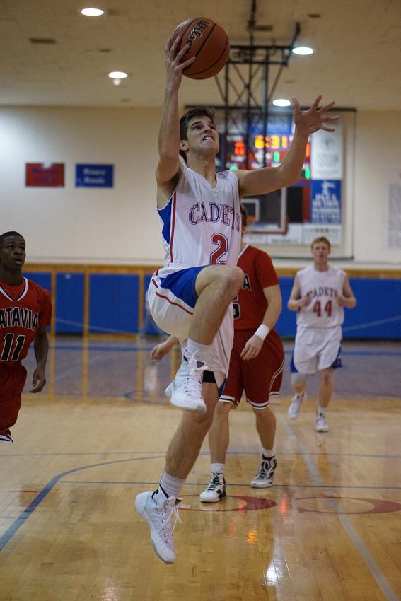Marmion vs Batavia Boys Basketball
