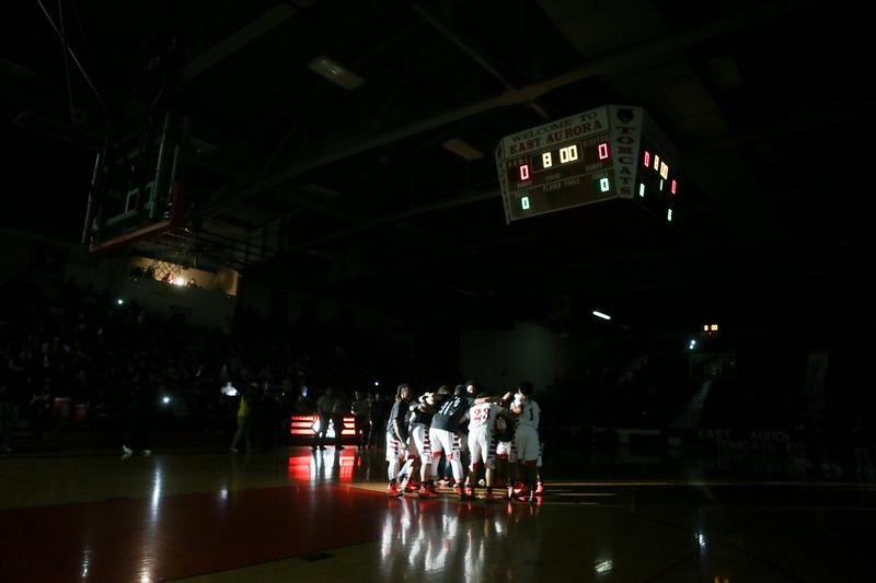 West Aurora vs Easy Aurora Boys Basketball