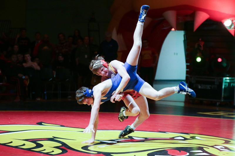 Batavia vs Geneva Wrestling