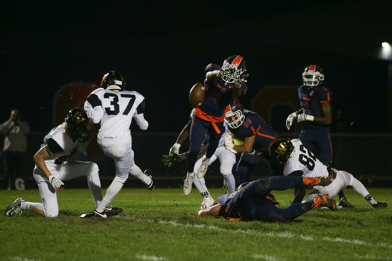 Oswego Vs Joliet West