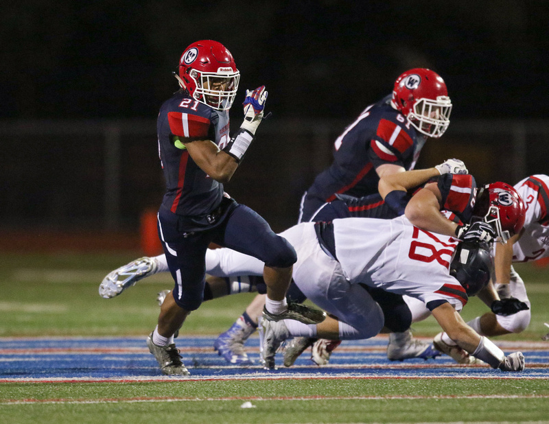 South Elgin vs West Aurora Football