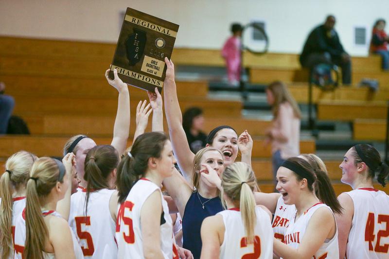 Batavia Girls Regional Final