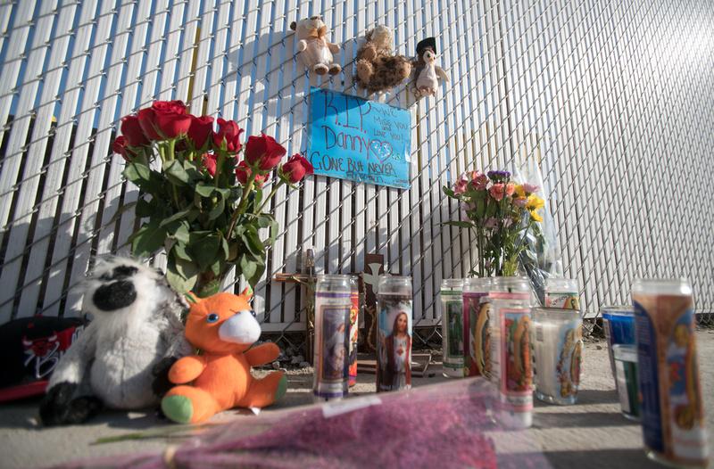 Daniel Sanchez Memorial