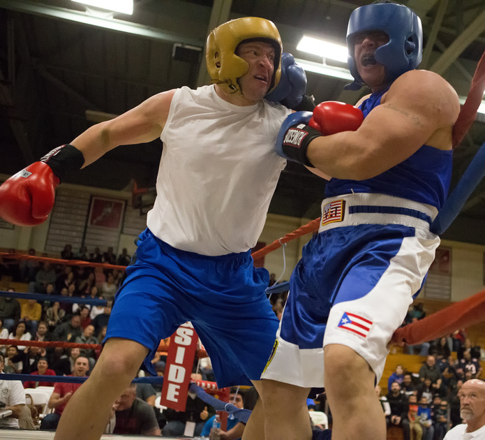 Charity Boxing Match