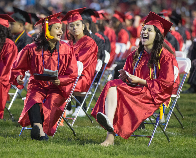 East Aurora High School Graduation