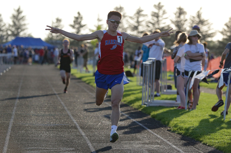 Kane County Track and Field Meet
