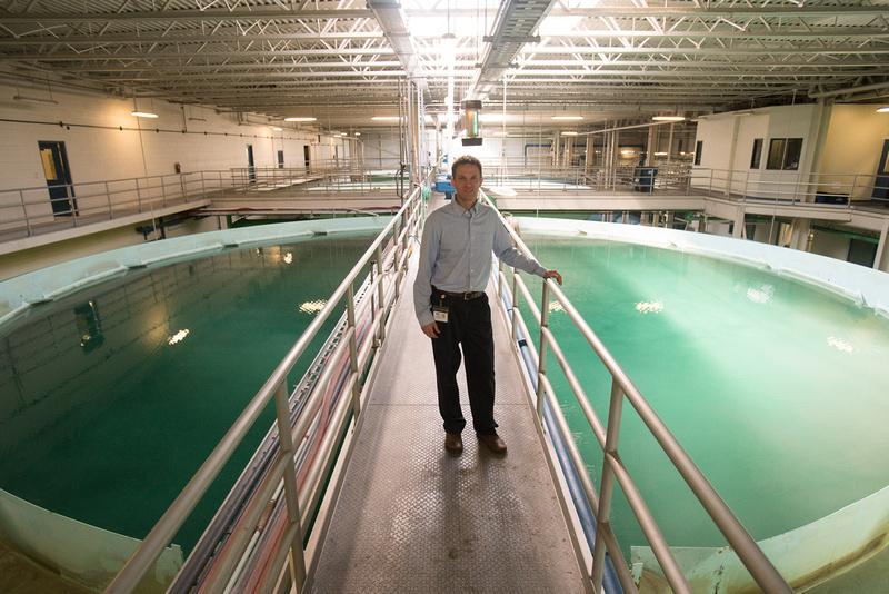 Aurora Water Filtration Plant