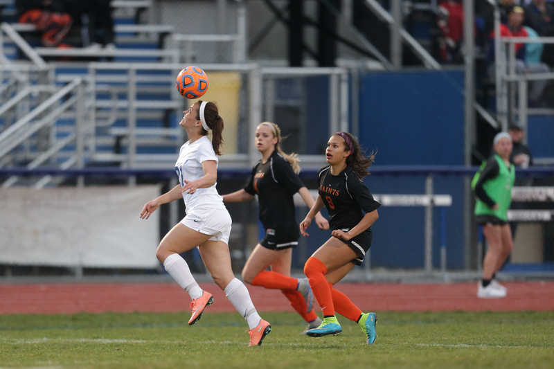 St. Charles East vs St. Charles North Girls Soccer