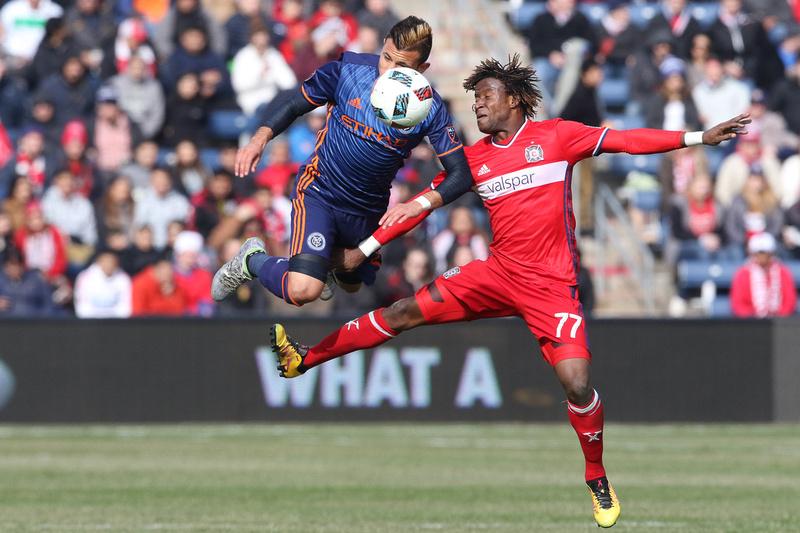 Chicago Fire vs New York City FC