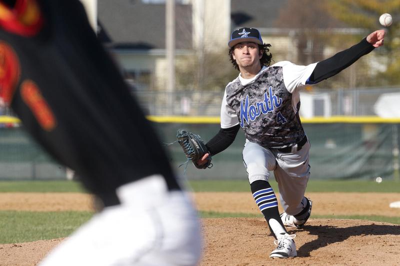 Batavia vs St. Charles North Baseball