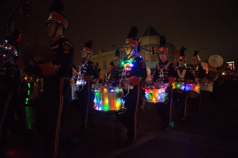 St. Charles Electric Christmas Parade