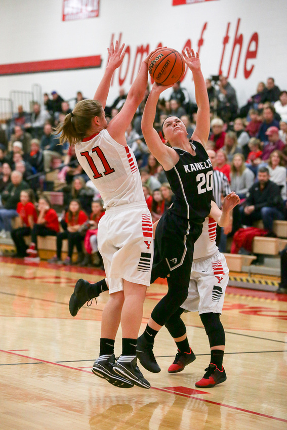 Kaneland Vs Yorkville Girls Basketball