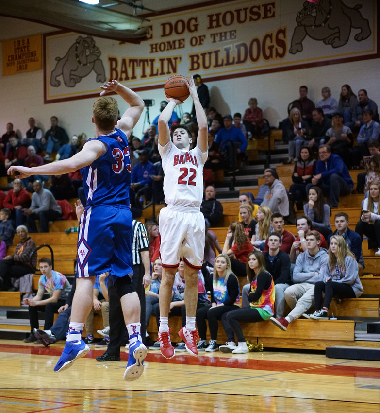 Batavia Vs Marmion Boys Basketball
