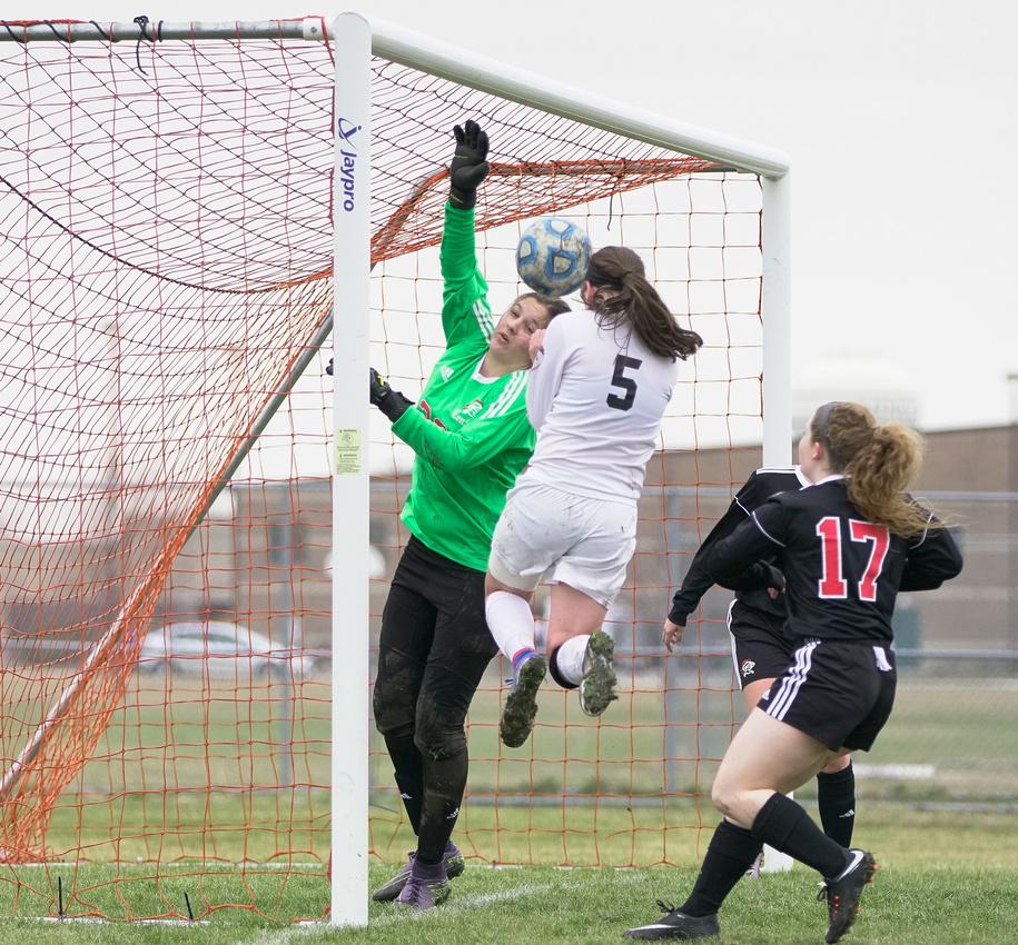 Lincoln Way Central Vs Minooka Girls Soccer
