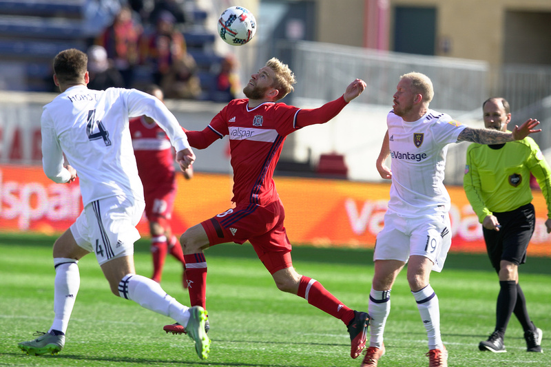 Chicago Fire vs Real Salt Lake