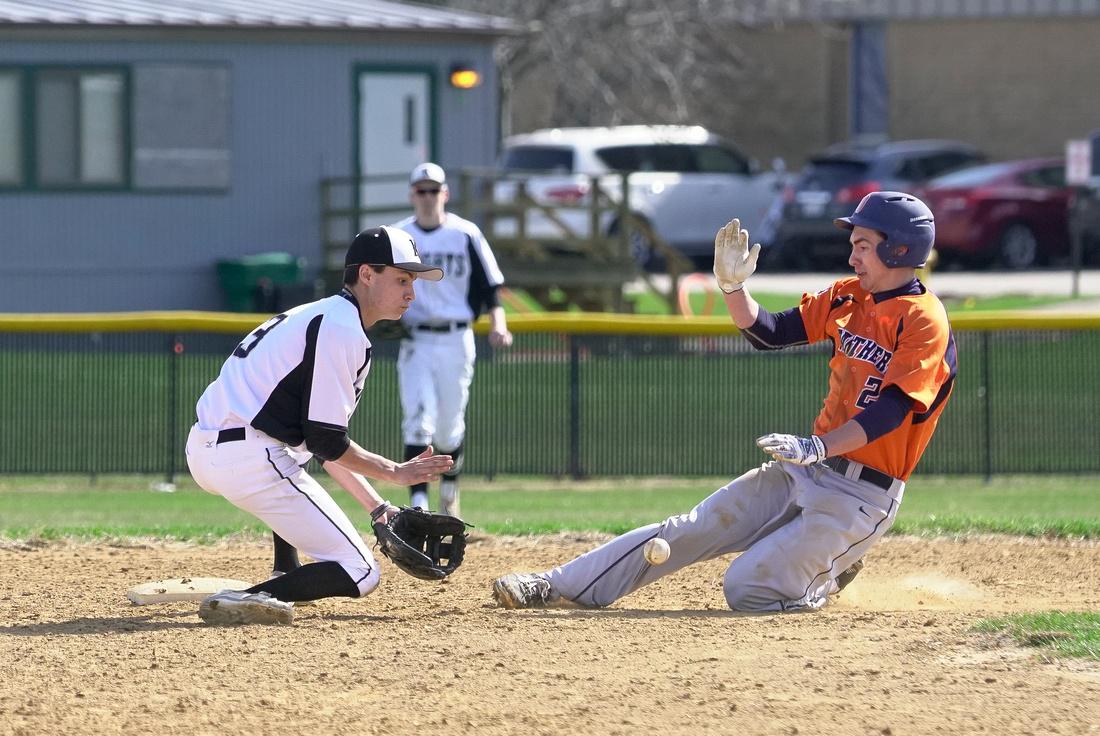Oswego Vs Kaneland Baseball