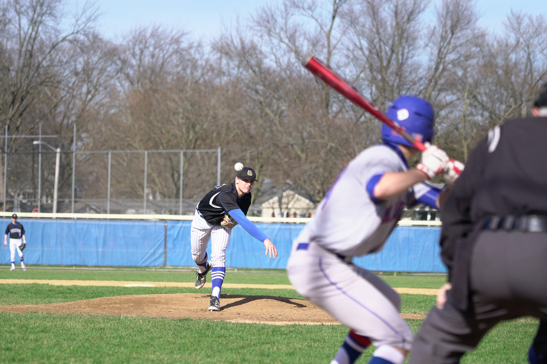 Geneva Vs Marmion Baseball