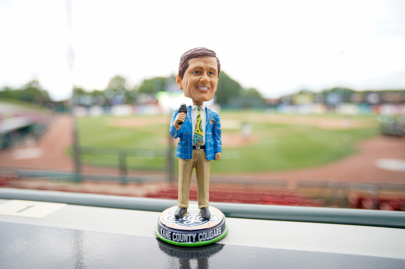 Craig Sager Night at the Cougars Game