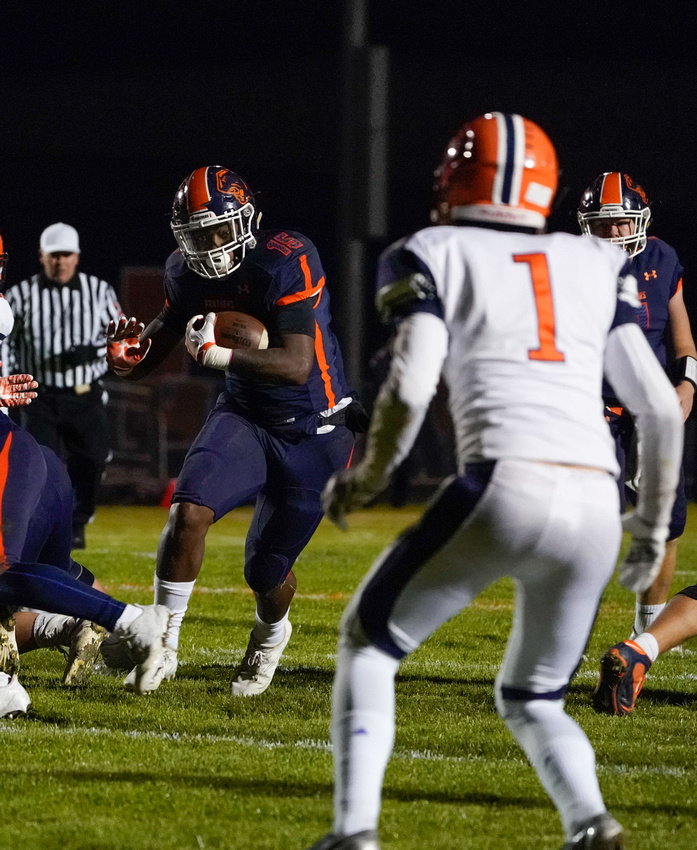 Oswego Vs Naperville North 8A football playoff