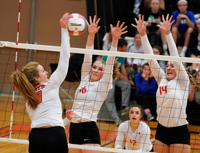 St. Charles East Vs Huntley 4A Sectional Semifinal