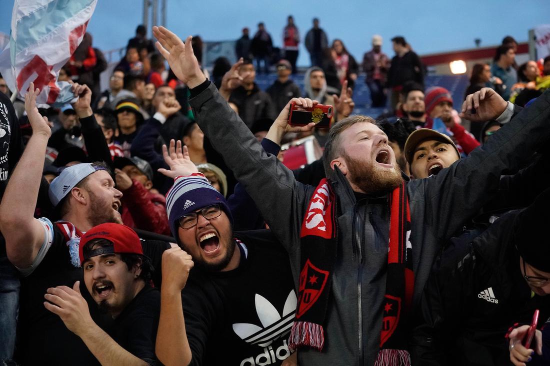 Chicago Fire Vs Philadelphia United