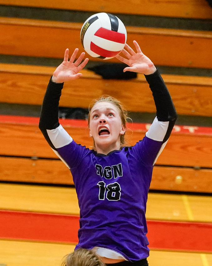 Glenbard East Volleyball Tournament