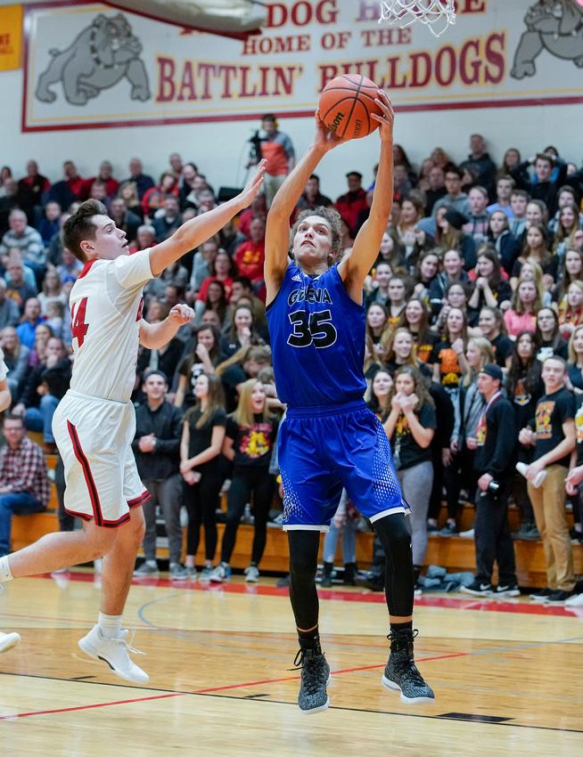 Gevena Vs Batavia Basketball