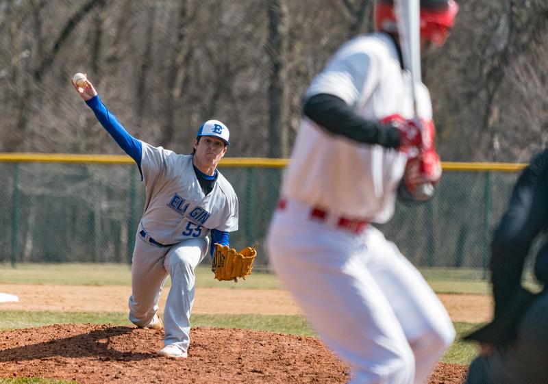 Elgin Vs. Waubonsee Baseball