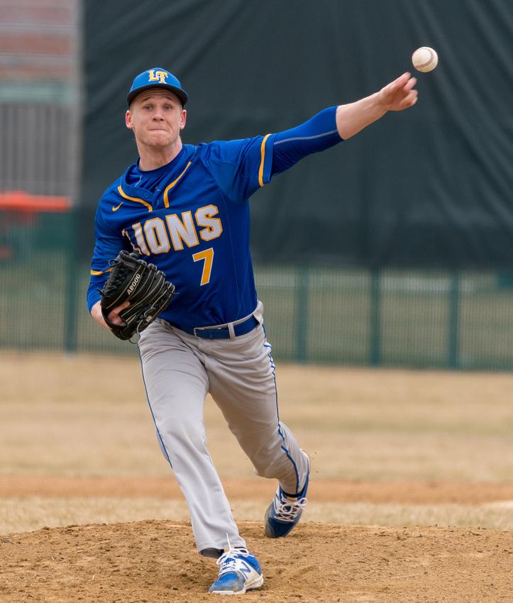 Lyons Township Vs. St. Charles East Baseball