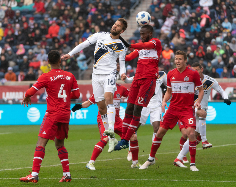 041418 - LA Galaxy Vs Chicago Fire