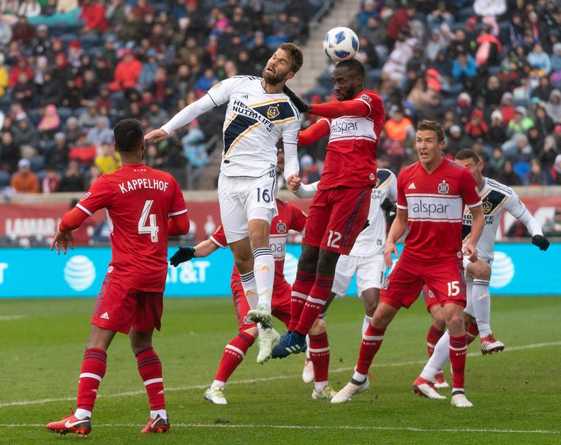 041418 - LA Galaxy Vs Chicago Fire