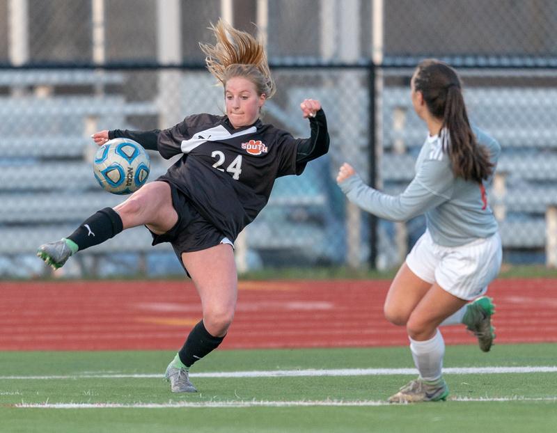 Wheaton Warrenville South Girls Soccer