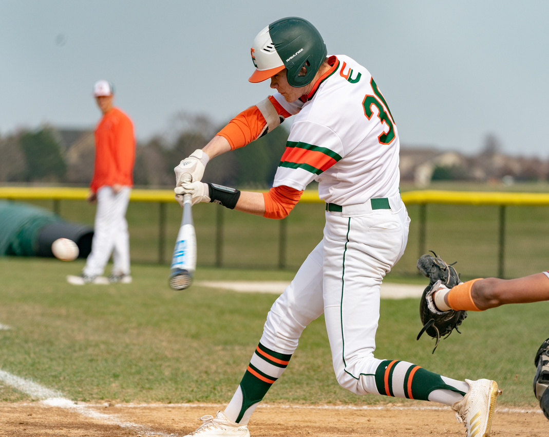 Plainfield East Vs Oswego Baseball