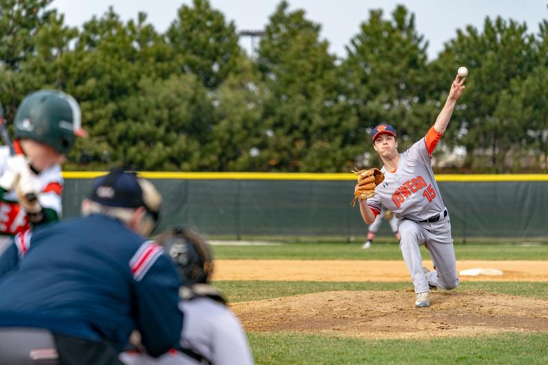 Plainfield East Vs Oswego Baseball