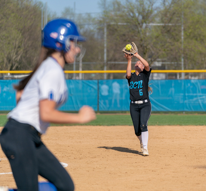 Geneva Vs St. Charles North Softball