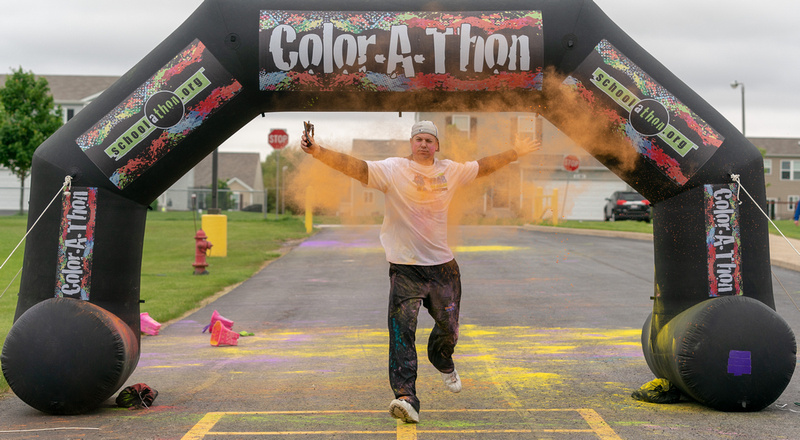 ACES COLOR RUN 2018
