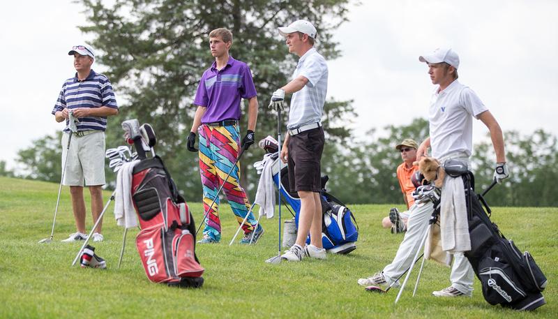 The Aurora City Golf Tournament