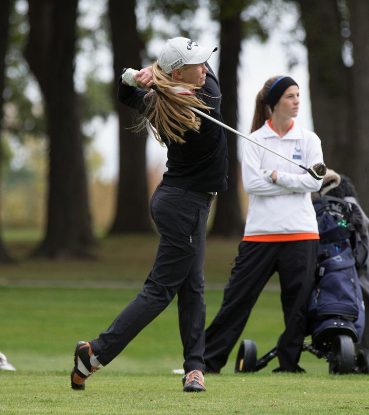 Dupage Valley Girls Golf Tournament
